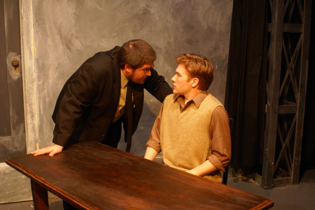 """The Pillowman"" 40th Street Stage, 2008"